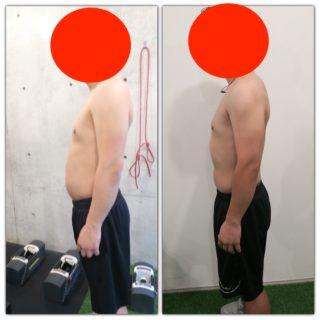 STUDIOKOMPAS|都度払いトレーニングによる身体の変化