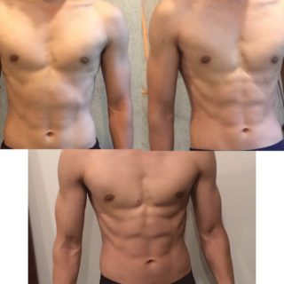 STUDIOKOMPAS 都度払いトレーニングによる身体の変化